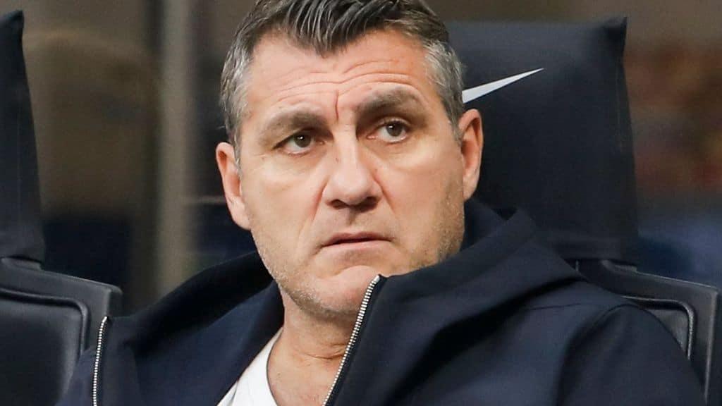 L'ex calciatore Christian Bobo Vieri
