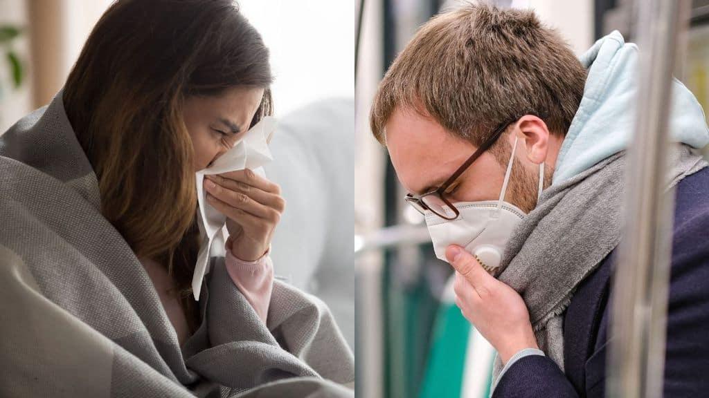 coronavirus febbre