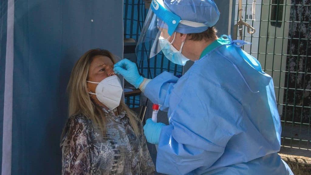 Tampone per il Coronavirus
