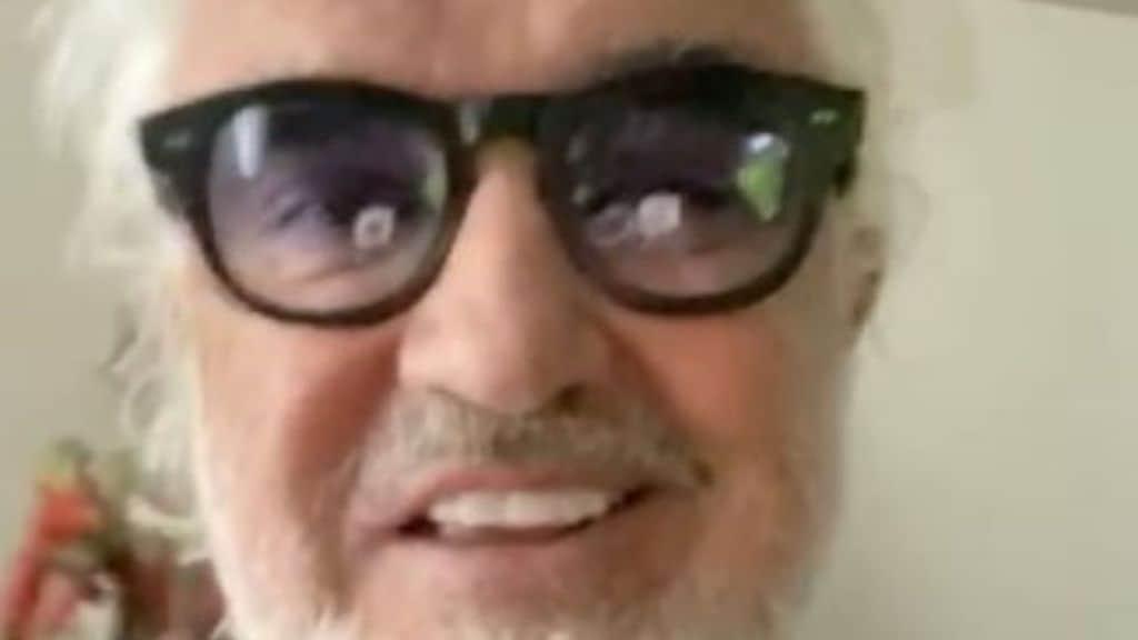 Il patron del Billionaire negativo a due tamponi di fila: Flavio Briatore è guarito dal coronavirus e torna a Montecarlo