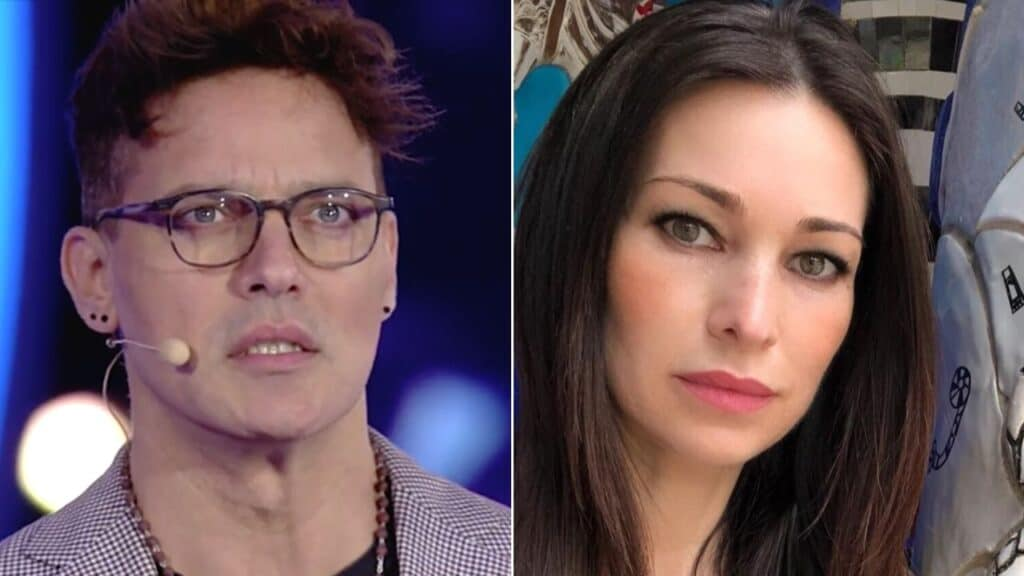 "Manuela Arcuri, l'Ares e Gabriel Garko: ""Mai flirt a tavolino"""