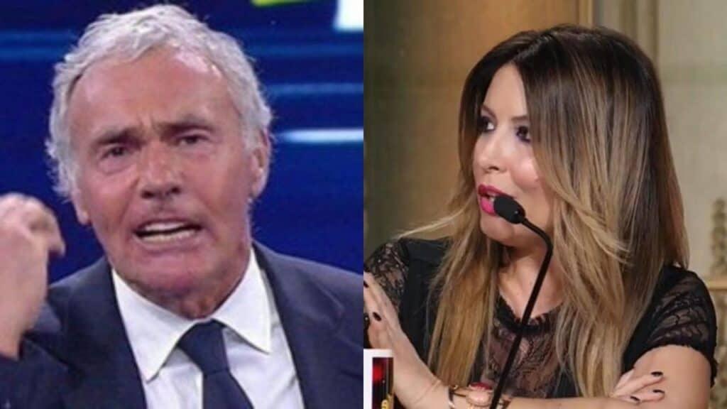 """Massimo Giletti, scontro con Selvaggia Lucarelli: """"Può andare ad alzare le palette"""""""