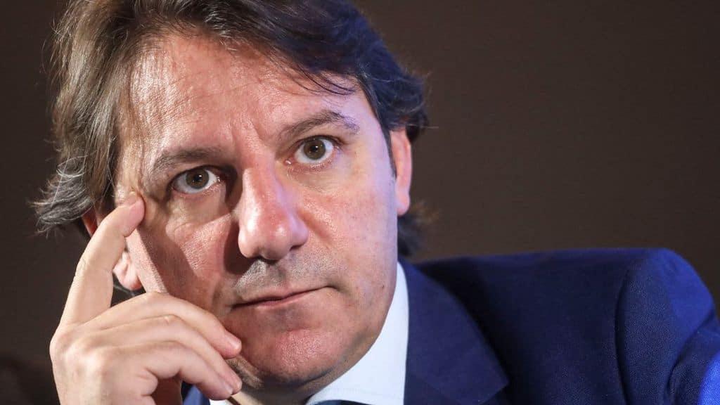 Pasquale Tridico, presidente Inps, nella bufera per l'aumento di stipendio