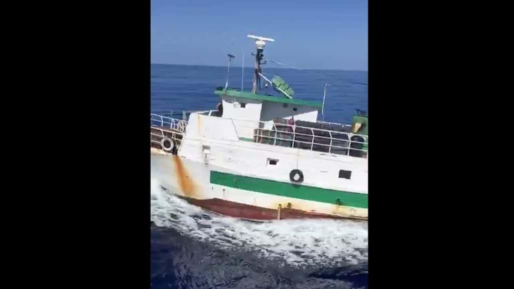 peschereccio tunisino lampedusa