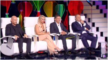 Rudy Zerbi, Maria De Filippi, Teo Mammuccari, Gerry Scotti