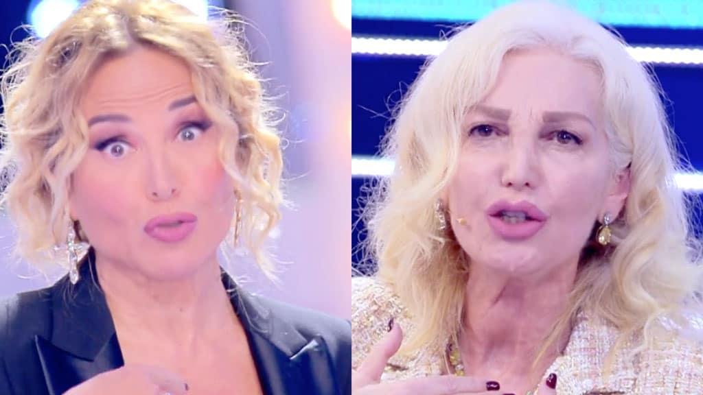 Barbara d'Urso e Daniela Del Secco