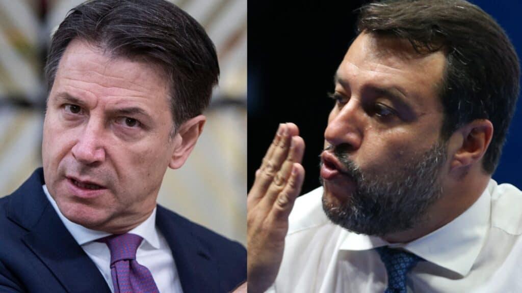 Conte ottiene la fiducia alla Camera: il commento di Salvini