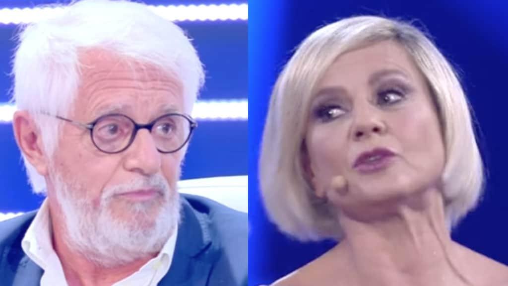 Franco Oppini e Antonella Elia