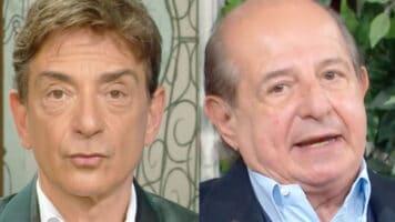 Paolo Fox e Giancarlo Magalli