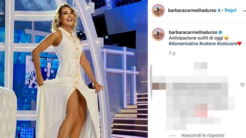 Post di Barbara d'Urso
