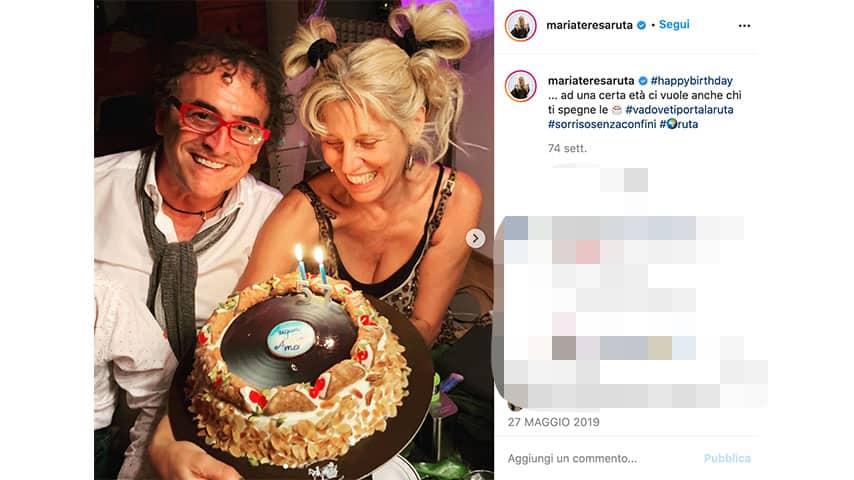 Post di Maria Teresa Ruta su Instagram