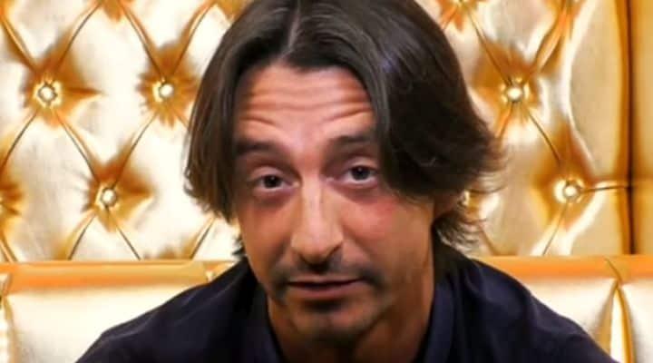 Francesco Oppini al GF Vip