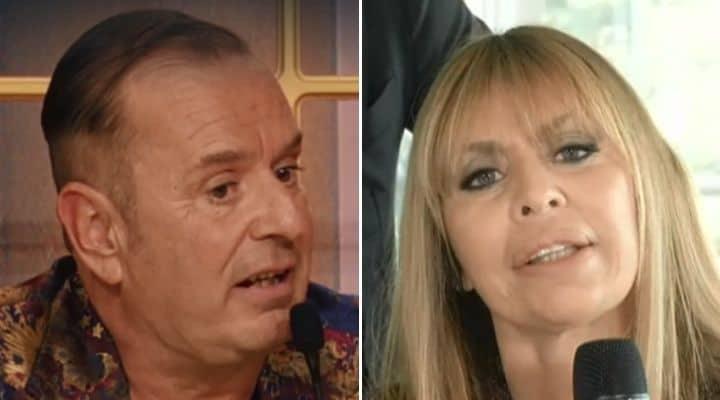 Domenica In, Alessandra Mussolini risponde alle critiche di Fabio Canino