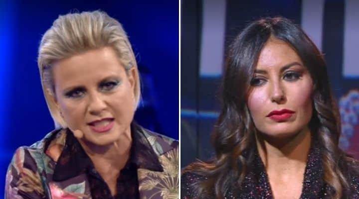 Antonella Elia contro Elisabetta Gregoraci al GF Vip