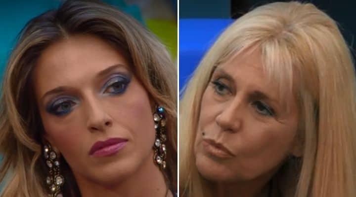 Maria Teresa Ruta e Guenda Goria al GF Vip