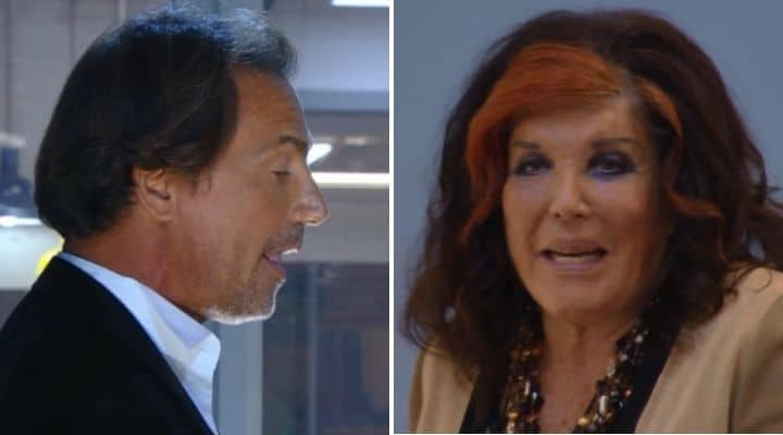 Antonio Zequila e Patrizia De Blanck al GF Vip