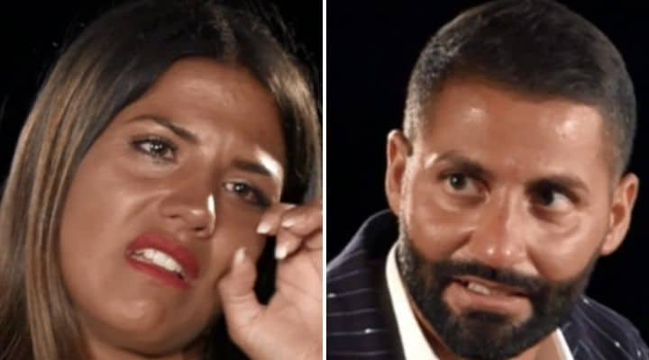 Temptation Island, Alberto e Speranza si dicono addio: lui esce con la single