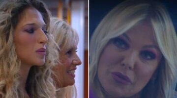 Maria Teresa ruta, Guenda e Matilde Brandi al GF Vip