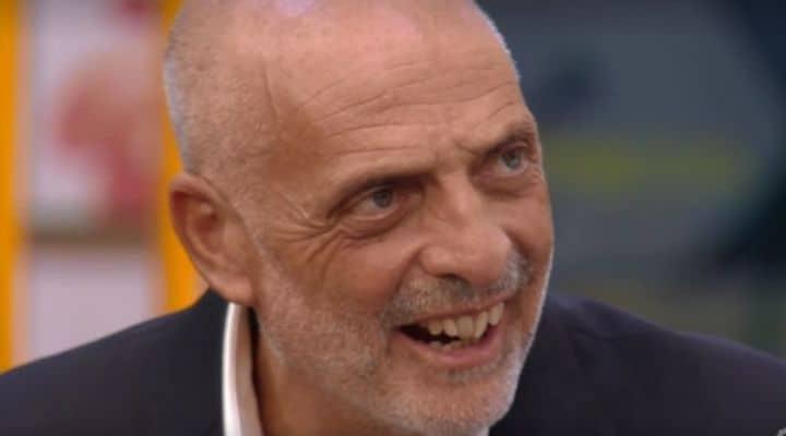 Paolo Brosio al GF Vip