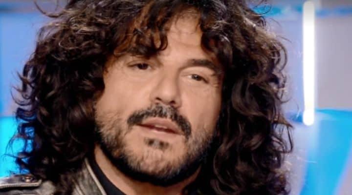 Francesco Renga a Verissimo