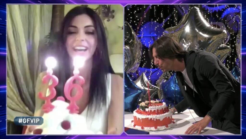 Francesco Oppini e Cristina Tomasini spengono le candeline insieme