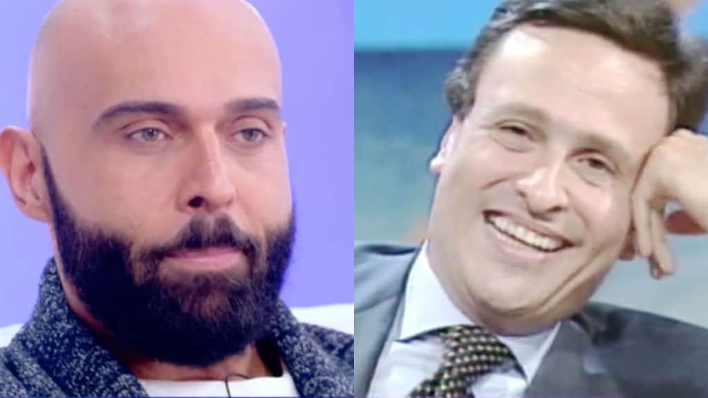 Simone Sabani e Gigi Sabani