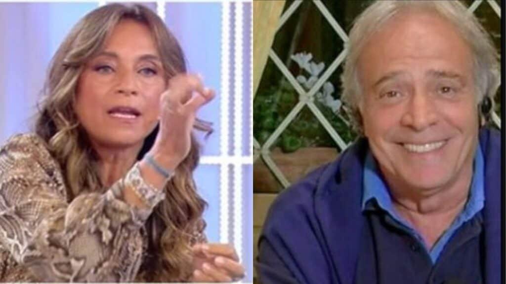 """Caterina Collovati attacca Enrico Montesano: """"È un negazionista teppista"""""""
