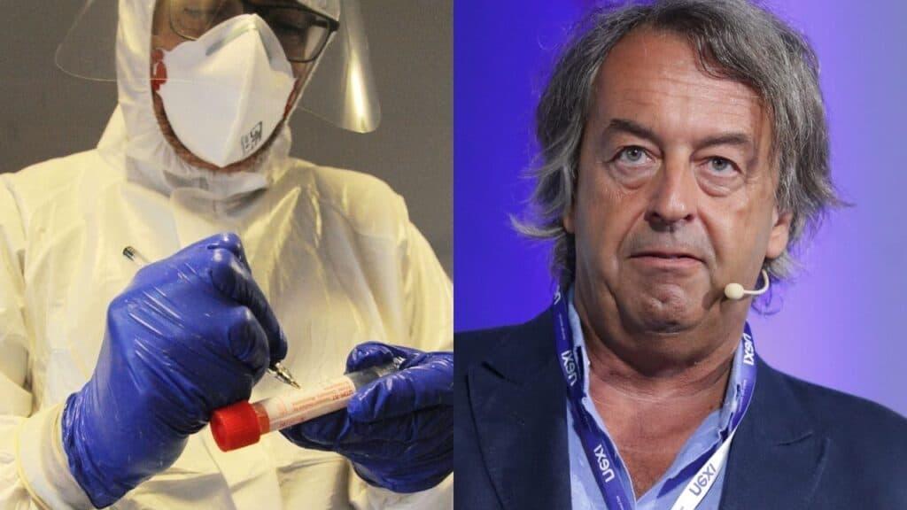 """Coronavirus Italia, impennata di contagi: 2.548 positivi. Burioni: """"Le cose cominciano a mettersi peggio"""""""