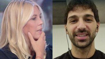 Eleonora Daniele e Raimondo Todaro