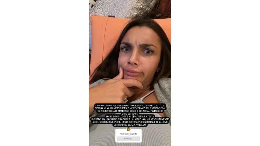 le domande di Elettra Lamborghini su Instagram