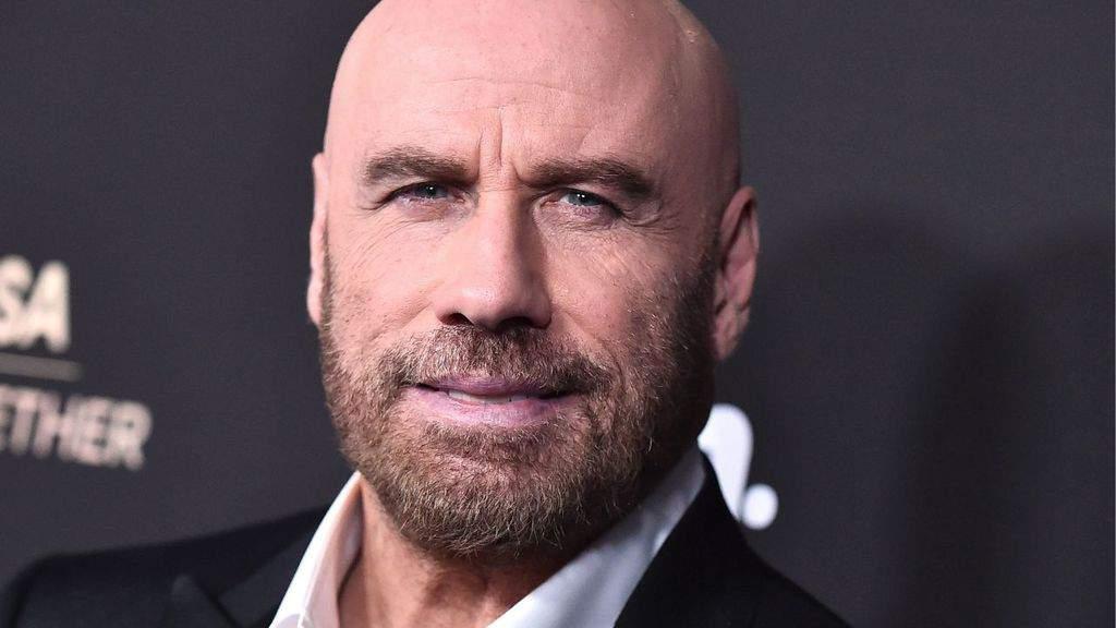 John Travolta sul red carpet