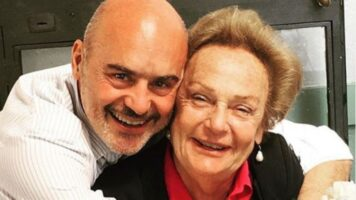Luca Zingaretti dedica una toccante lettera alla mamma Emma