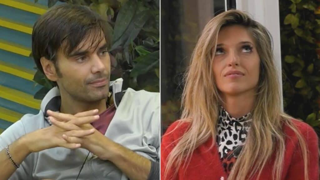 """GF Vip, Massimiliano Morra e il flirt """"consigliato"""" con Guenda Goria"""