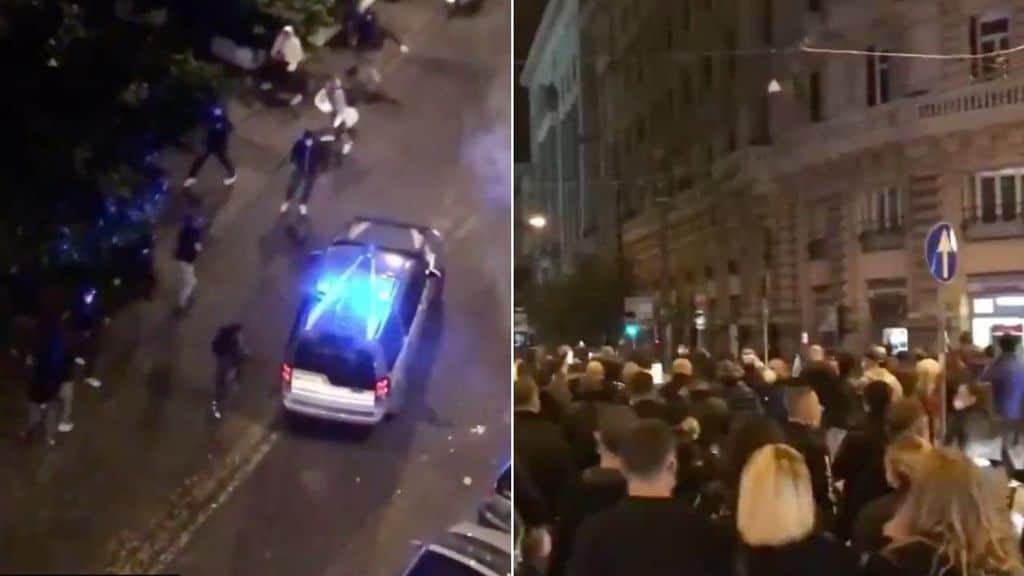 """Napoli, 2 arresti per la guerriglia urbana: """"Violenze preordinate"""""""