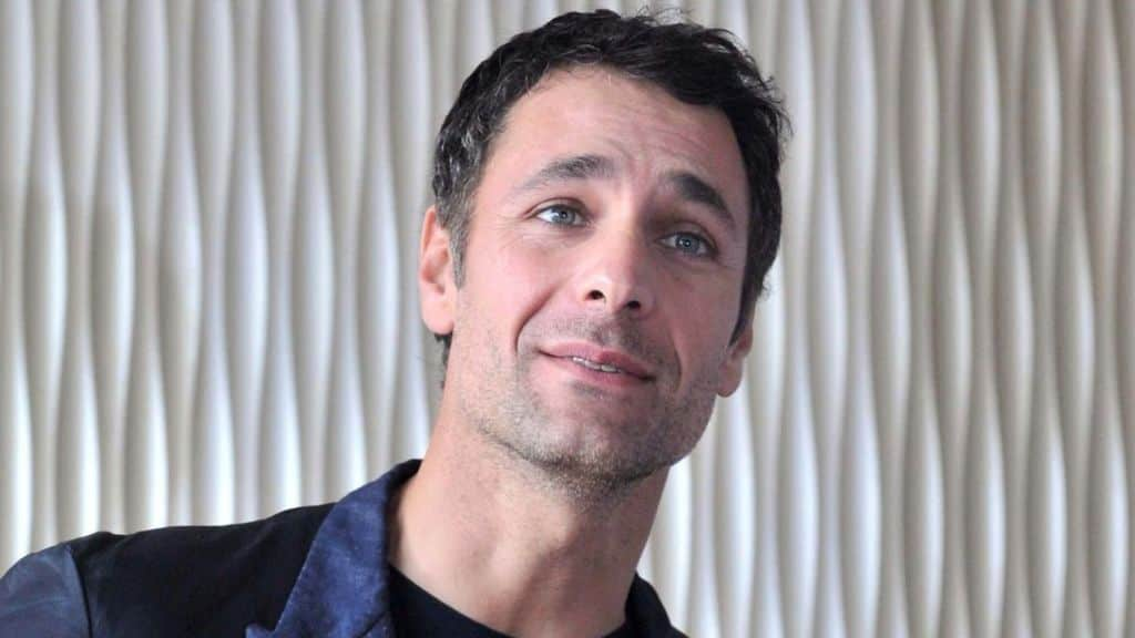 raoul bova in primo piano