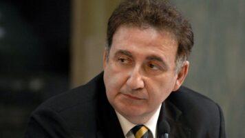 Roberto Giacobbo in primo piano