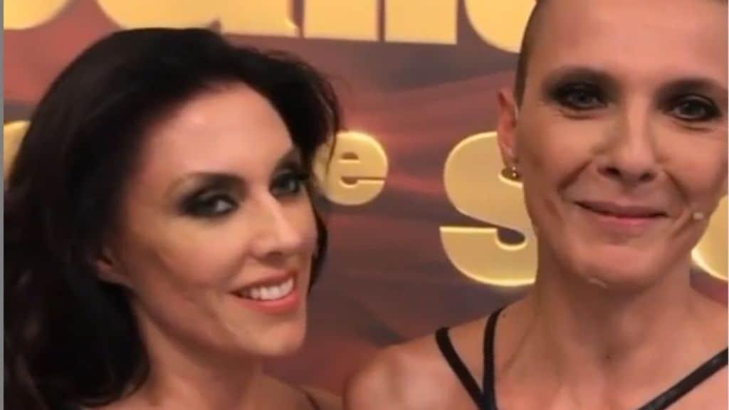 Rosalinda Celentano e Tinna Hoffmann a Ballando con le stelle