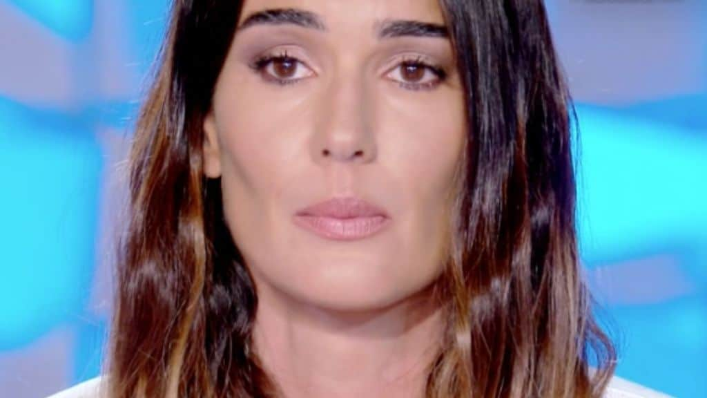 La conduttrice Silvia Toffanin