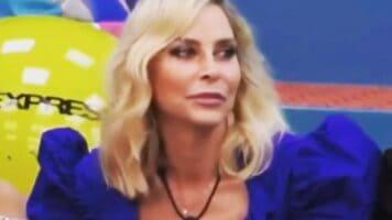 Stefania Orlando al GF Vip