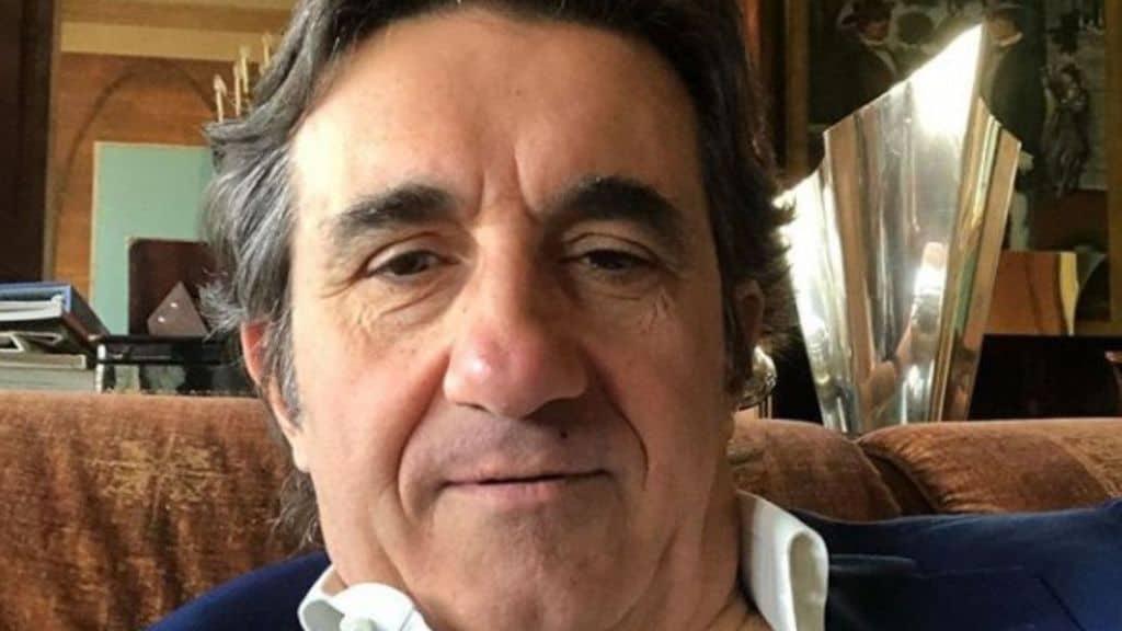 Urbano Cairo, presidente del Torino Calcio, proprietario di La7 ed editore del Corriere della Sera, è positivo al coronavirus