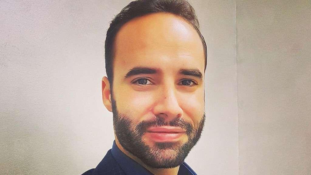 Alex Piga malato di fibrosi cistica