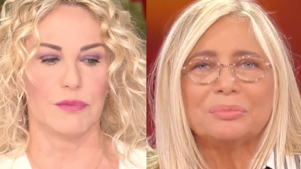 Antonella Clerici e Mara Venier