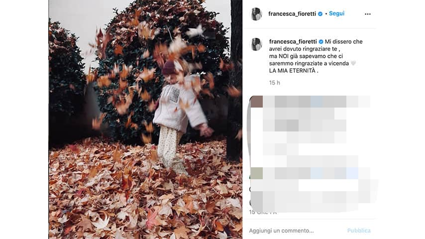 Post di Francesca Fioretti su Instagram