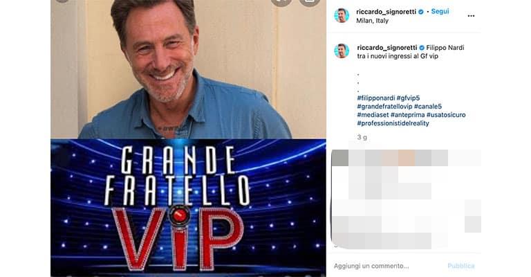 Post di Riccardo Signoretti