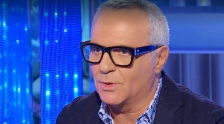 Giorgio Panariello a Domenica In