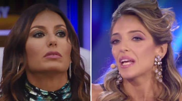 Elisabetta Gregoraci contro Guenda Goria al GF Vip
