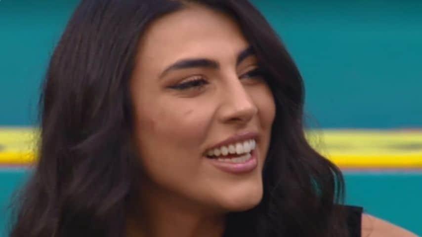 Giulia Salemi al GF Vip