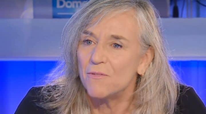 Giovanna Botteri a Domenica In