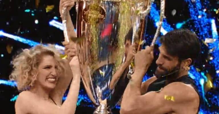 Gilles Rocca e Lucrezia Lando vincono Ballando con le stelle