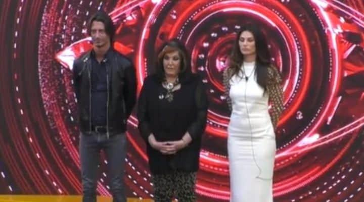 Francesco, Dayane e Patrizia al GF Vip